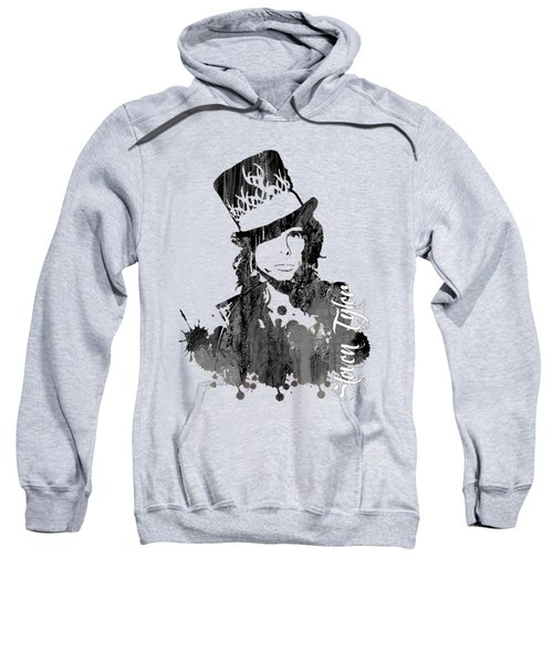 Steven Tyler Collection Sweatshirt by Marvin Blaine