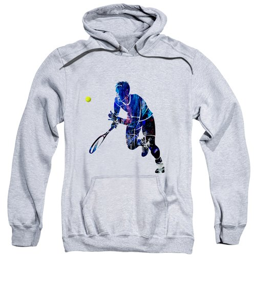 Mens Tennis Collection Sweatshirt by Marvin Blaine