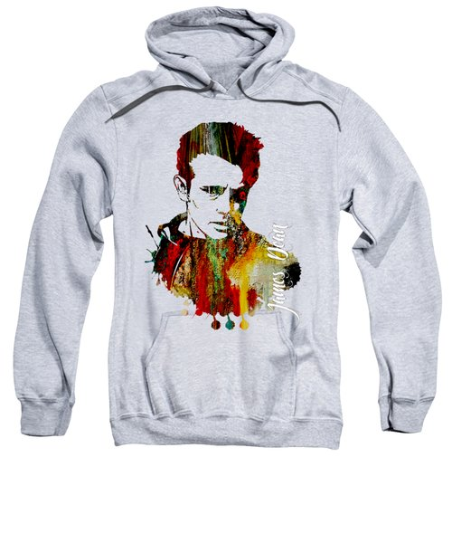 James Dean Collection Sweatshirt by Marvin Blaine