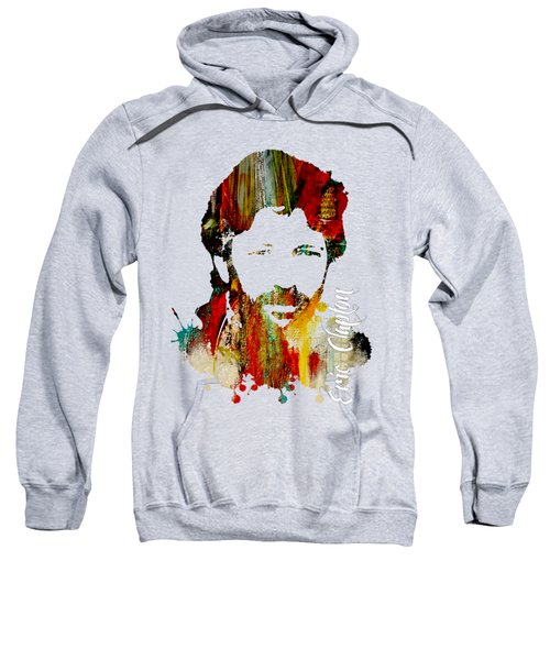 Eric Clapton Collection Sweatshirt by Marvin Blaine
