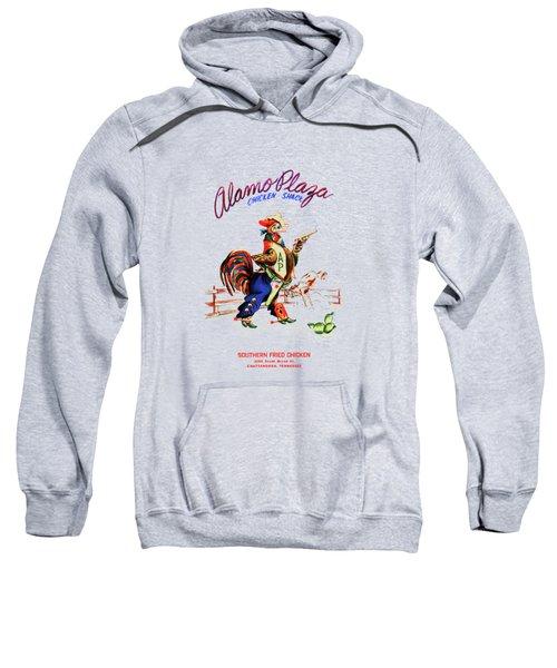 Alamo Plaza Tennessee 1950s Sweatshirt by Mark Rogan