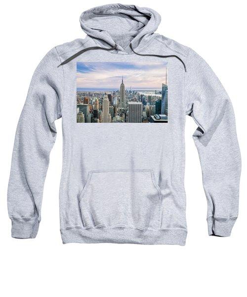 Amazing Manhattan Sweatshirt by Az Jackson