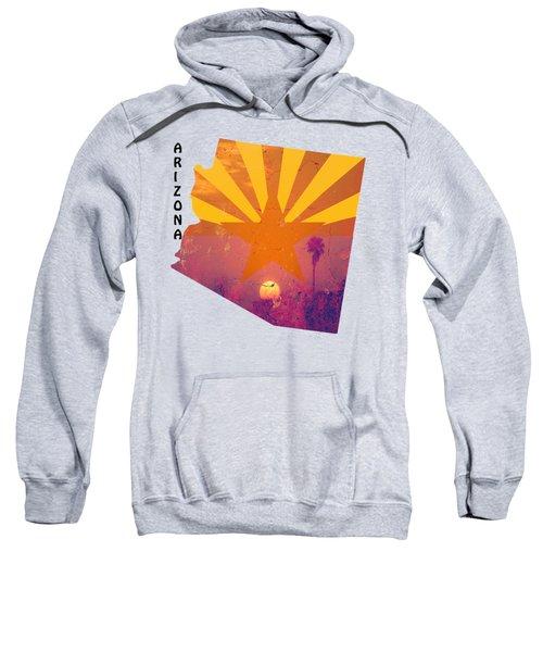 Arizona Sweatshirt by Beverly Guilliams