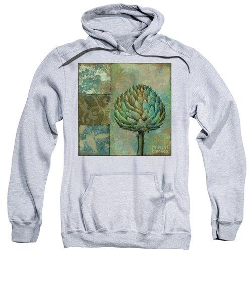 Artichoke Margaux Sweatshirt by Mindy Sommers