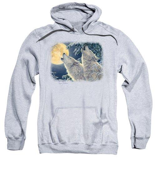 Moonlight Sweatshirt by Lucie Bilodeau