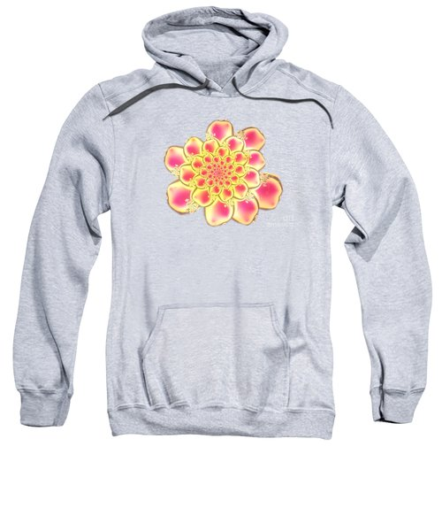 Lotus Sweatshirt by Anastasiya Malakhova