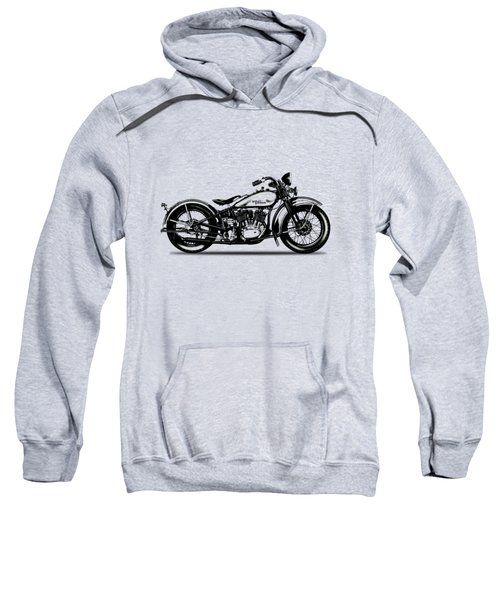 Harley Davidson 1933 Sweatshirt by Mark Rogan
