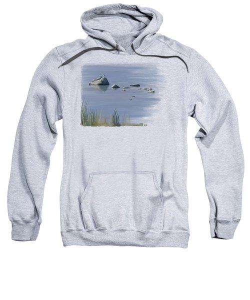 Gull Siesta Sweatshirt by Ivana Westin