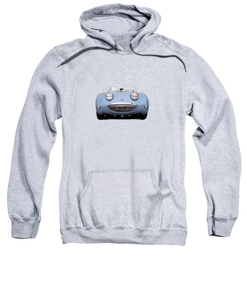 Austin Healey Sprite Sweatshirt by Mark Rogan
