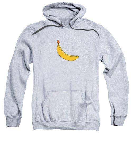 B-a-n-a-n-a-s Sweatshirt by Elizabeth Tuck