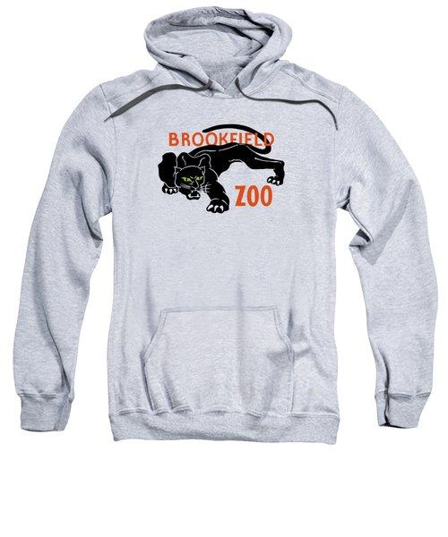 Brookfield Zoo Wpa Sweatshirt by War Is Hell Store
