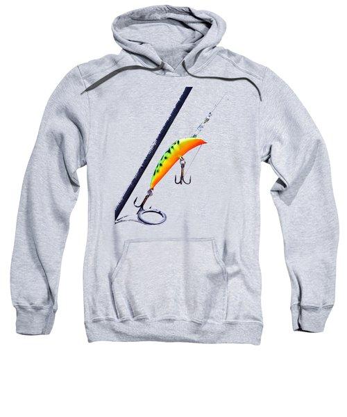 Canadian Wiggler Sweatshirt by Debbie Oppermann