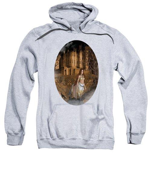 Centaur Castle Sweatshirt by G Berry