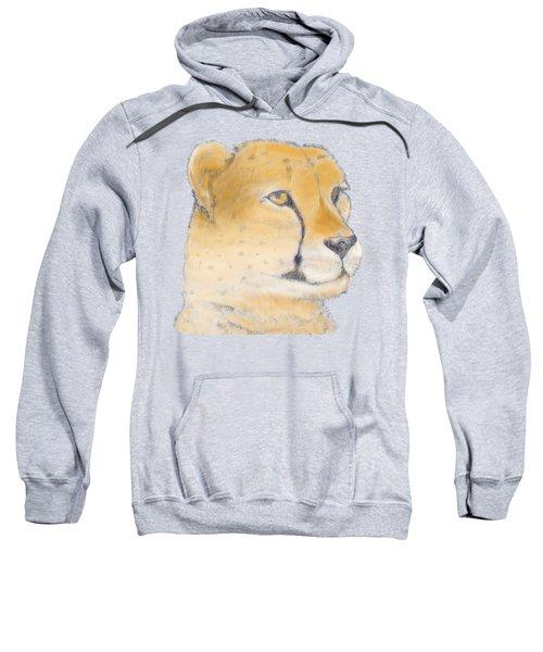 Cheetah 3 Sweatshirt by Gilbert Pennison