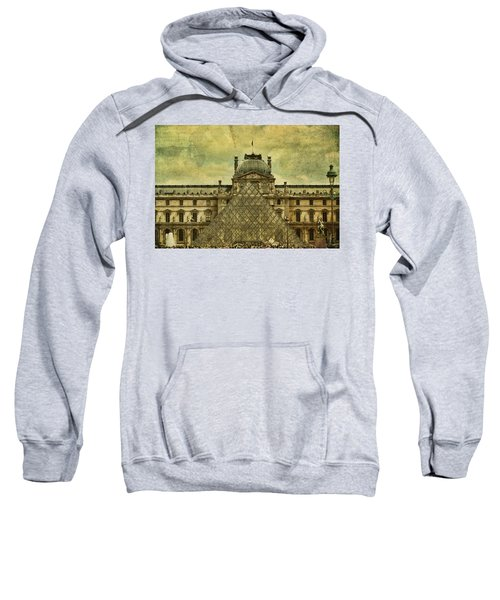 Classic Contradiction Sweatshirt by Andrew Paranavitana