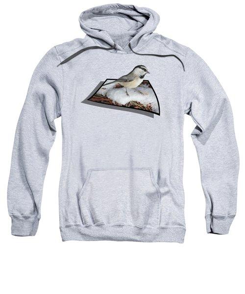 Cold Feet Sweatshirt by Shane Bechler