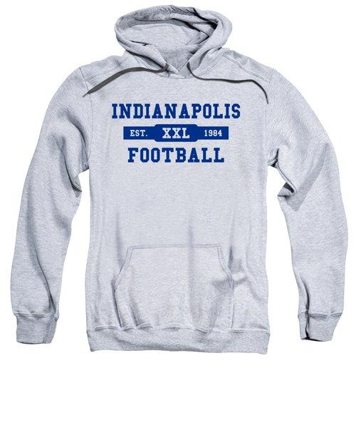Colts Retro Shirt Sweatshirt by Joe Hamilton