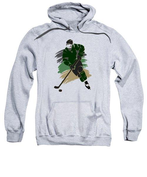 Dallas Stars Player Shirt Sweatshirt by Joe Hamilton
