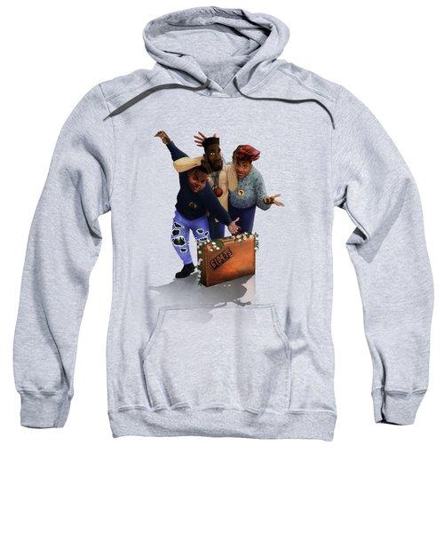 De La Soul Sweatshirt by Nelson  Dedos Garcia