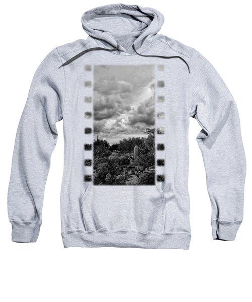 Desert In Clouds V15 Sweatshirt by Mark Myhaver