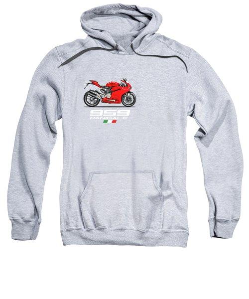 Ducati Panigale 959 Sweatshirt by Mark Rogan