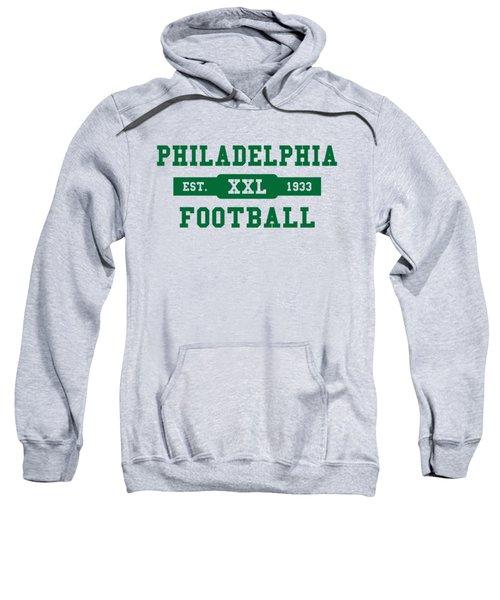 Eagles Retro Shirt Sweatshirt by Joe Hamilton
