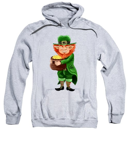 Elf Sweatshirt by Alessandro Scanziani