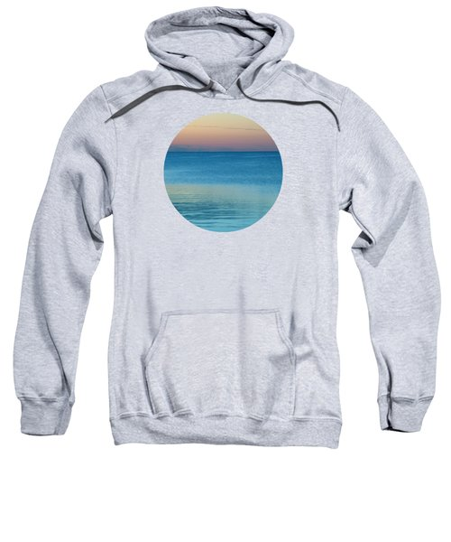 Evening At The Lake Sweatshirt by Mary Wolf