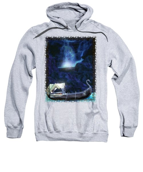 Faerie Cavern  Sweatshirt by Sharon and Renee Lozen