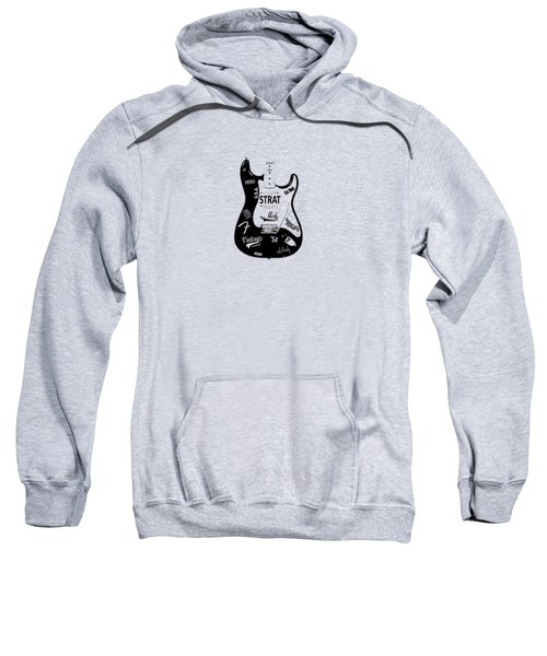 Fender Stratocaster 54 Sweatshirt by Mark Rogan