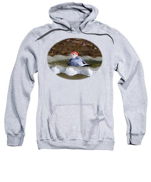 First Bath Sweatshirt by Sue Melvin