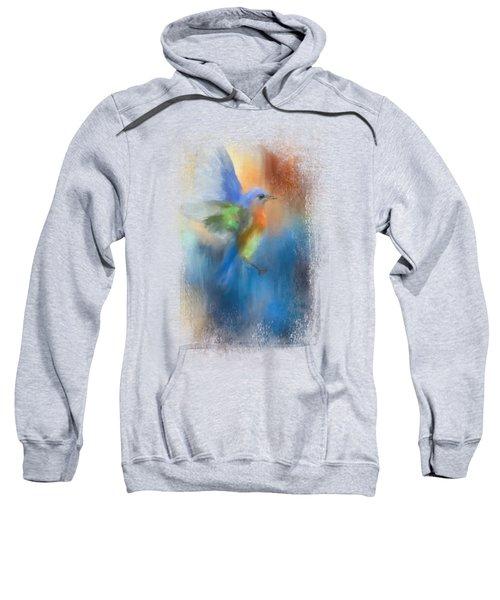 Flight Of Fancy Sweatshirt by Jai Johnson