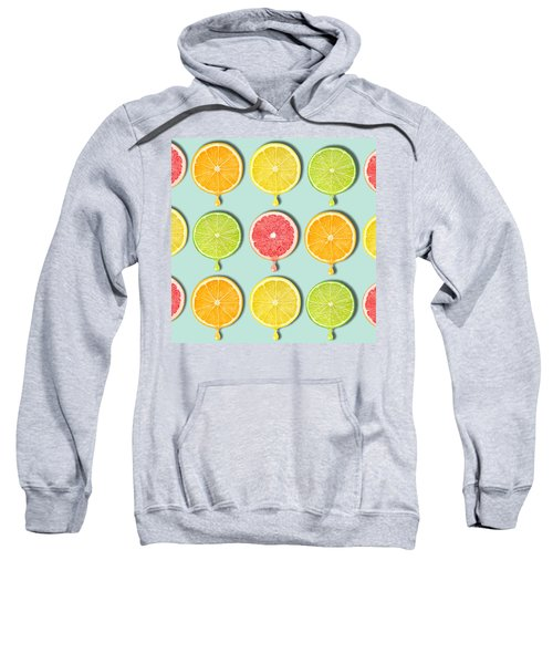 Fruity Sweatshirt by Mark Ashkenazi