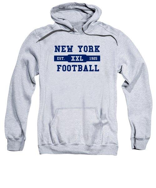 Giants Retro Shirt Sweatshirt by Joe Hamilton