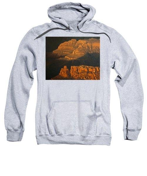 Grand Canyon Meditation Sweatshirt by Jim Thomas
