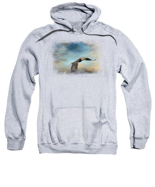 Grass Before The Storm Sweatshirt by Jai Johnson