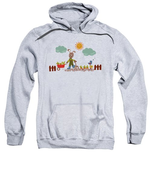Harvest Time Sweatshirt by Kathrin Legg