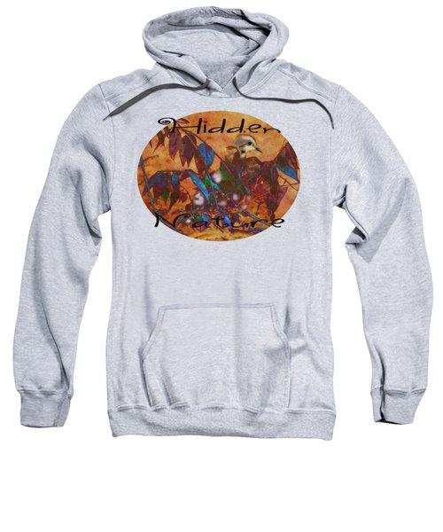 Hidden Nature - Abstract Sweatshirt by Anita Faye