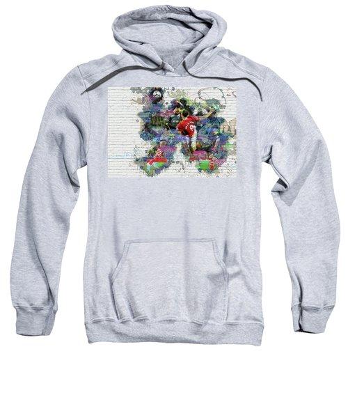 Ibrahimovic  Sweatshirt by Don Kuing