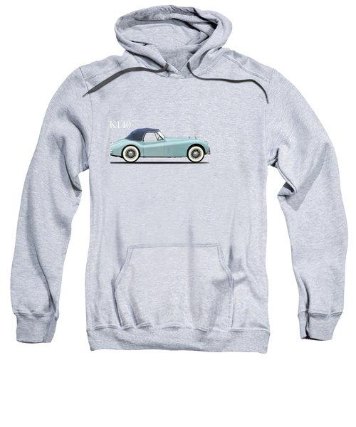 Jaguar Xk140 Sweatshirt by Mark Rogan