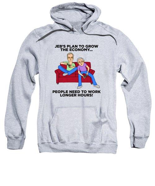 Jeb Bush Sweatshirt by Sean Corcoran