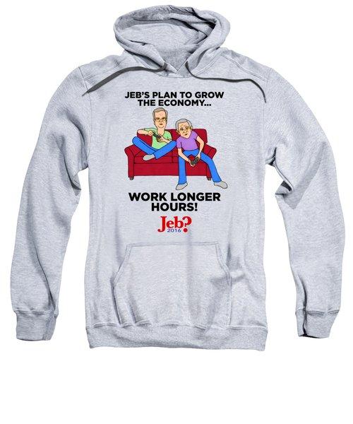 Jebbers Sweatshirt by Sean Corcoran