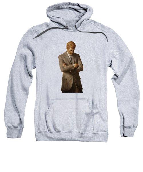 John F Kennedy Sweatshirt by War Is Hell Store