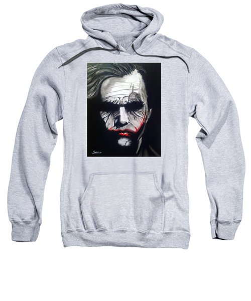Joker Sweatshirt by John Svedese