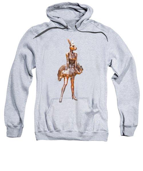 Kangaroo Marilyn Sweatshirt by Susan Vineyard
