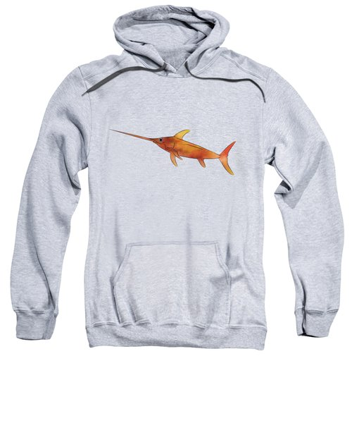 Kessonius V1 - Amazing Swordfish Sweatshirt by Cersatti