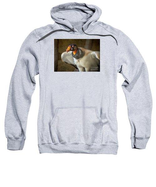 King Vulture Sweatshirt by Jamie Pham