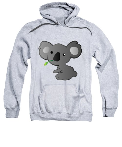 Koala Sweatshirt by Hadeel ArT