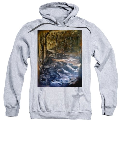 La Rance Sweatshirt by Silk Alchemy