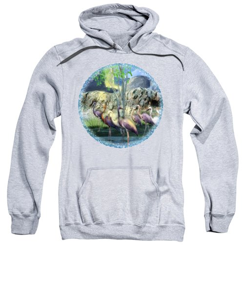 Lakeside View Sweatshirt by Sharon and Renee Lozen
